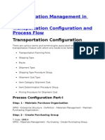 Transportation Management in SD
