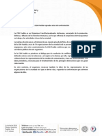 La CDH Puebla reprueba actos de confrontaciòn...