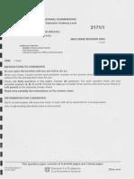 M/J/02 History O Level Paper 1