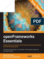 openFrameworks Essentials - Sample Chapter