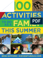 100 Summer Family Activities
