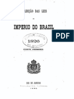 Collecção das Leis do Imperio do Brazil - 1826 - Parte1