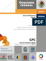 IMSS 491 11 GRR Valoracixn Geronto Geriatrica