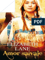 Amor Salvaje - Elizabeth Lane