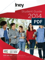2014 Student Guide Sydney