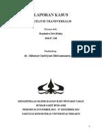 Case Myelitis Transversalis