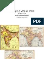 Changing Map of India_Ripudaman Singh