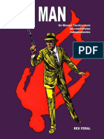 HIT MAN -Un Manual Tecnico Para Los Contratistas Independientes' - Rex Feral