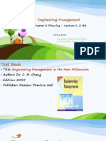 My Engg Management Chapter 2