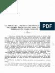 Înlocuirea Infinitivului Prin Construcţii Personale În Limba Română Veche