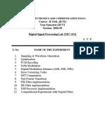 185848895-Dsp-Lab-Manual.doc