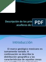 Acuiferos Mexicanos