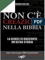 Non Ce Creazione Nella Bibbia. La Genesi - Mauro Biglino (1)