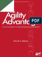 Agility Advantage Book