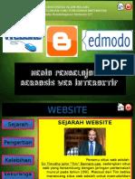 Blog Website Ed Mo Do