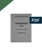 Automasajul Chi