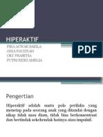 HIPERAKTIF