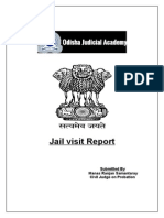 Jail Visit REport