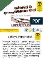 Hipertensi & Pengaturan Diit