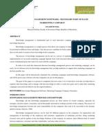1.Mng- Knowledge Management Software-Ana Ristevska