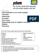 the solar system mho