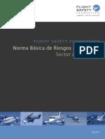 Norma Básica de Riesgos en Aviación