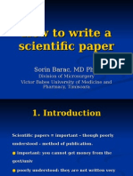 How to write a scientific paper.ppt