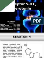Reseptor 5 HT3 Serotonin
