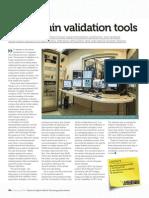 Powertrain Validation Tools