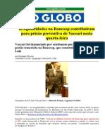 Prisao Vaccari Irregularidades Bancoop