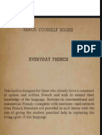 Teach Yourself - Everyday French (1973)