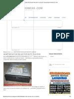 Adaptar Motor de Lector de Pc a Un Dvd_ Fallas Electronicas