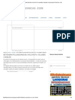 Botonera Pulsadores en Cruz Roto Volumen Canales_ Fallas Electronicas