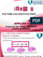 CHAPTER  2 Vector Valued Function.pptx
