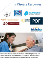 Parkinson's Disease Resources