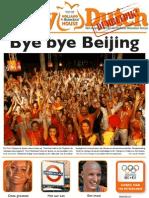 Daily Dutch Bejing, editie 18 | 24-08-08