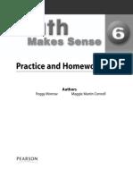 Practice & Homework Book