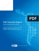 ESET Security Report 2015