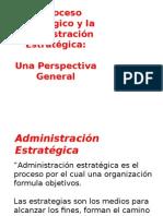 SESIÓN N° 01 - Planeamiento estratégico