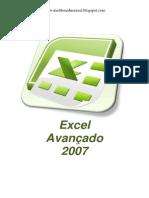 Apostila de Excel Avancado 2007
