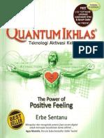 Quantum of Ikhlas