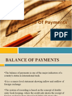 Balance of Payments PPT