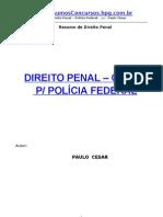 Direito Penal - Parte Geral Para Concurso Da Policia Federal - Paulo Cesar