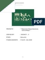 Proyecto Reposicion Buses Escolares, Isla de Maipo