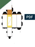 Gaveteiro Papercraft Para Monta
