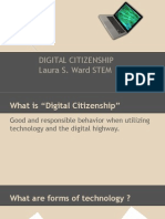 digital citizenship ppt