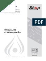 C-TEC Manual Configuracao XFP502