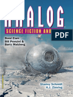 Analog Science Fiction and Fact - April 2015