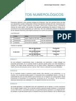 Numerologia - Clase 5 - Ciclos, Pináculos y Desafios
