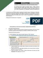 Instructivo Reporte Excel Simulacro